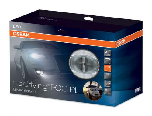 Osram LEDriving® FOG PL Lamps with DRL