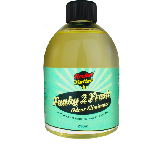 Rocket Butter Funky 2 Fresh Odour Eliminator Spray 250ml