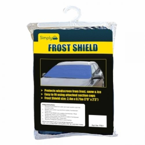 Universal Frost Shield - Easy Fit