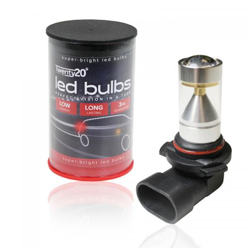 HB3 Twenty20 Cree LED 12V 9005 Canbus Foglight Bulb
