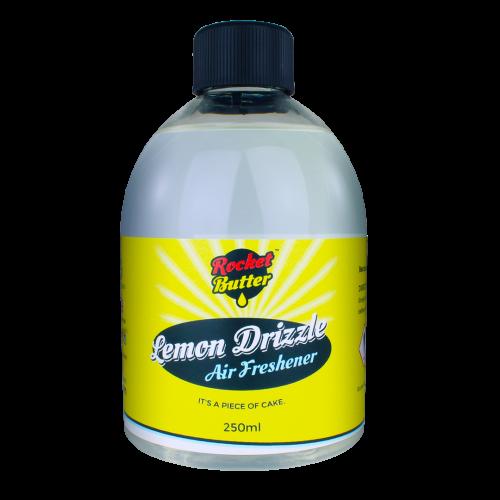 Rocket Butter Lemon Drizzle Air Freshener Spray 250ml