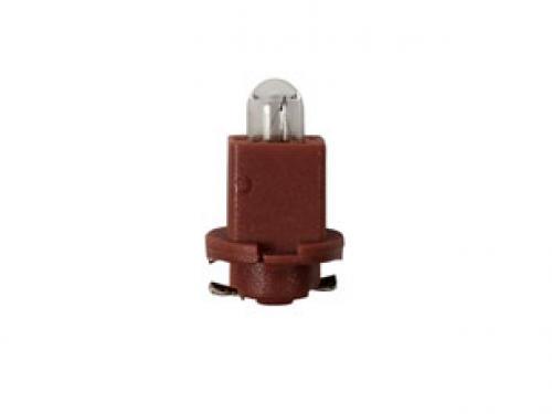 R1471 24v 1.2w Bx8.5d P C B Indicator Bulb  Brown Base
