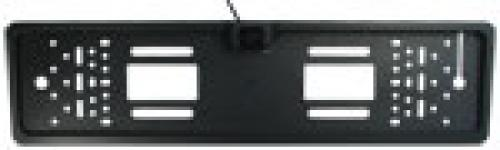 CCD Waterproof Number Plate Holder with Forward Facing Camera