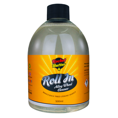 Rocket Butter Roll In Alloy Wheel Cleaner Spray 500ml
