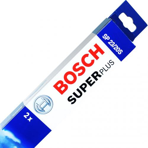 Bosch SP23/20S Twin Pack Windscreen Wiper Blades