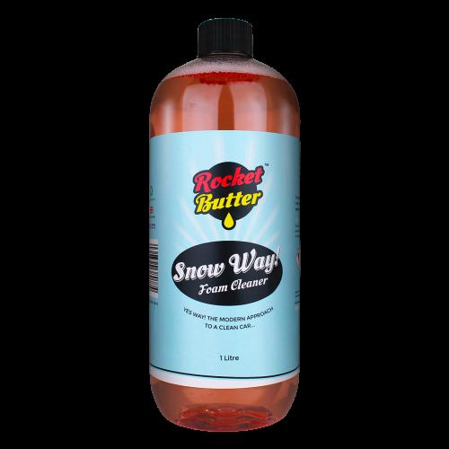 Rocket Butter Snow Way! Foam Cleaner 1000ml
