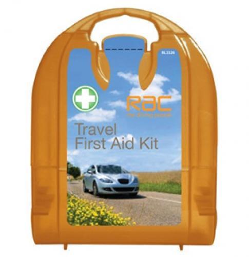 RAC - Micro Travel First Aid Kit
