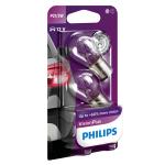 380 Philips Vision Plus 12V 21/5W P21/5W Bayonet Bulbs (Pair)