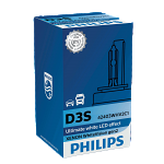 D3S Philips WhiteVision Gen2 35W 5000K Xenon HID Bulb