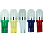 501 ABD LED 12V W5W Domed Interior Bulbs