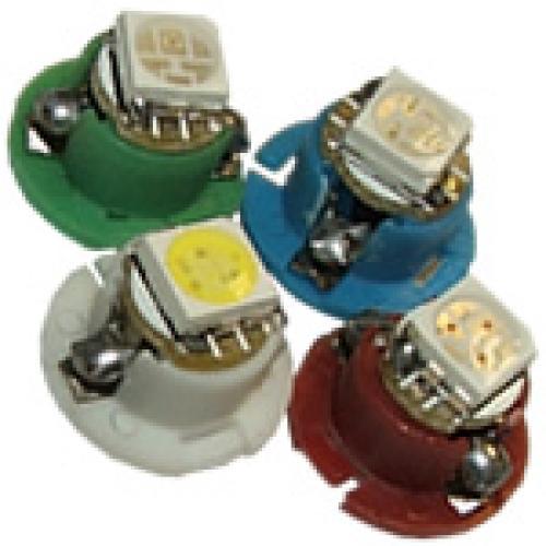 R509TM LED B8.3D 12V 2W Panel & Dashboard Bulbs