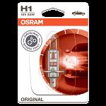 H1 OSRAM Original 12V 55W 448 Halogen Bulb