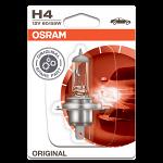 H4 OSRAM Original 12V 55W 472 Halogen Bulb