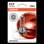 H7 OSRAM Original 12V 55W 477 Halogen Bulb