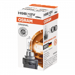 OSRAM H9B Halogen Headlight Lamp,12V 65W (Single)