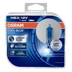 HB3 OSRAM Cool Blue Boost 12V 100W 9005 Halogen Bulbs (Pair)