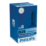 D2S Philips WhiteVision Gen2 35W 5000K Xenon HID Bulb