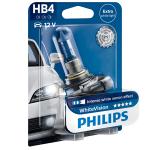 HB4 Philips White Vision 12V 51W 9006 Halogen Bulb
