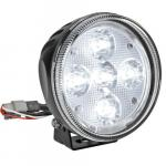 LED Auxiliary Light With 12 LED's - 9/36v 150mm