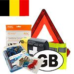 Belgium Travel Kit for Driving in Europe