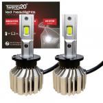 D2S / D2R Twenty20 Impact LED 12V Headlight Bulbs (Pair)