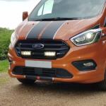 Ford Transit Custom (2018+) Grille Mount Kit | Lazer Lamps