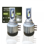 H15 Twenty20 Impact LED 12V Headlight Bulbs (Pair)