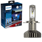 H4 Philips X-treme Ultinon Gen 2 LED Headlights