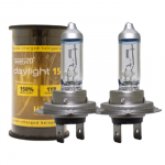 H7 Twenty20 Daylight +150% 12V 55W 477 Halogen Bulbs