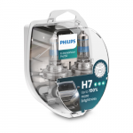 H7 Philips X-tremeVision Pro150 12V 55W Halogen Bulbs (Pair)