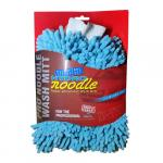 Large Double sided Microfibre Noodle Wash Mit