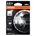 501 OSRAM Long Life LED 12V W5W Wedge Bulbs (Pair)