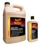 Meguiar's Mirror Glaze M21001 Ultra Pro Finishing Polish 946ml And 3.79L