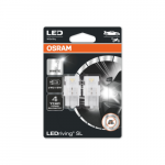 580 OSRAM LEDriving SL Range (W21W/5W) LED Upgrade Bulbs (White) - Pair