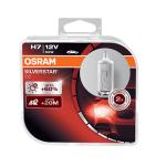 H7 OSRAM Silverstar 2.0 12V 55W 477 Halogen Bulbs (Pair)