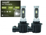 HIR2 / 9012 Twenty20 Compact LED Headlight Bulbs (Pair)