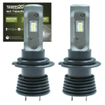 H7 Twenty20 Compact LED Headlight Bulbs (Pair)