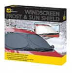 AA Windscreen Frost and Sun Shield