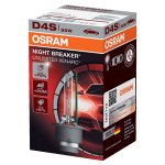 D4S OSRAM Night Breaker Unlimited Xenarc +70% 12V 35W Xenon Bulb