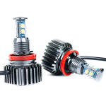 BMW H8 E92 Cree LED Canbus Angel Eyes (Pair)