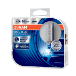 D1S OSRAM Cool Blue Boost Xenarc 35W 7000K Xenon HID Bulbs (Pair)