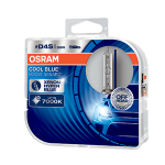 D4S OSRAM Cool Blue Boost Xenarc 35W 7000K Xenon HID Bulbs (Pair)