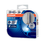 D3S OSRAM Cool Blue Boost Xenarc 35W 7000K Xenon HID Bulbs (Pair)