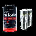 566 Twenty20 Cree LED 12V Canbus Bayonet Bulb