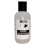 Hand Sanitiser 100ml - 70% Alcohol with Hand Softener - Anti Viral & Anti Bacterial