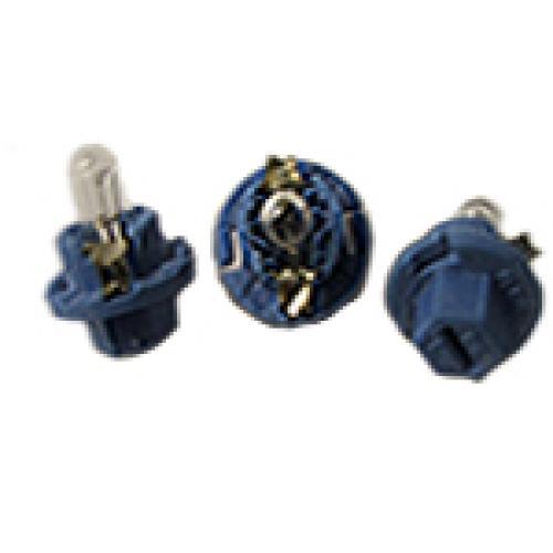 R509TMBL Dashboard Bulbs 12V 1.2W (Blue)