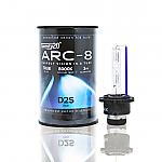 D2S Twenty20 ARC-8 Upgrade 35W 8000K Xenon HID Bulb