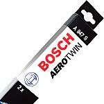 """Bosch AeroTwin Car Specific Multi-Clip Wiper Blades 27""""/27"""" A947S"""
