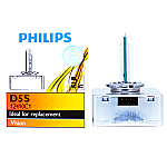 D5S Philips Vision Standard Replacement 25W 4300K Xenon HID Bulb