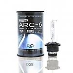 D2S Twenty20 ARC-6 Upgrade 35W 6000K Xenon HID Bulb